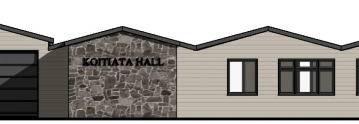Koitiata Hall Alterations